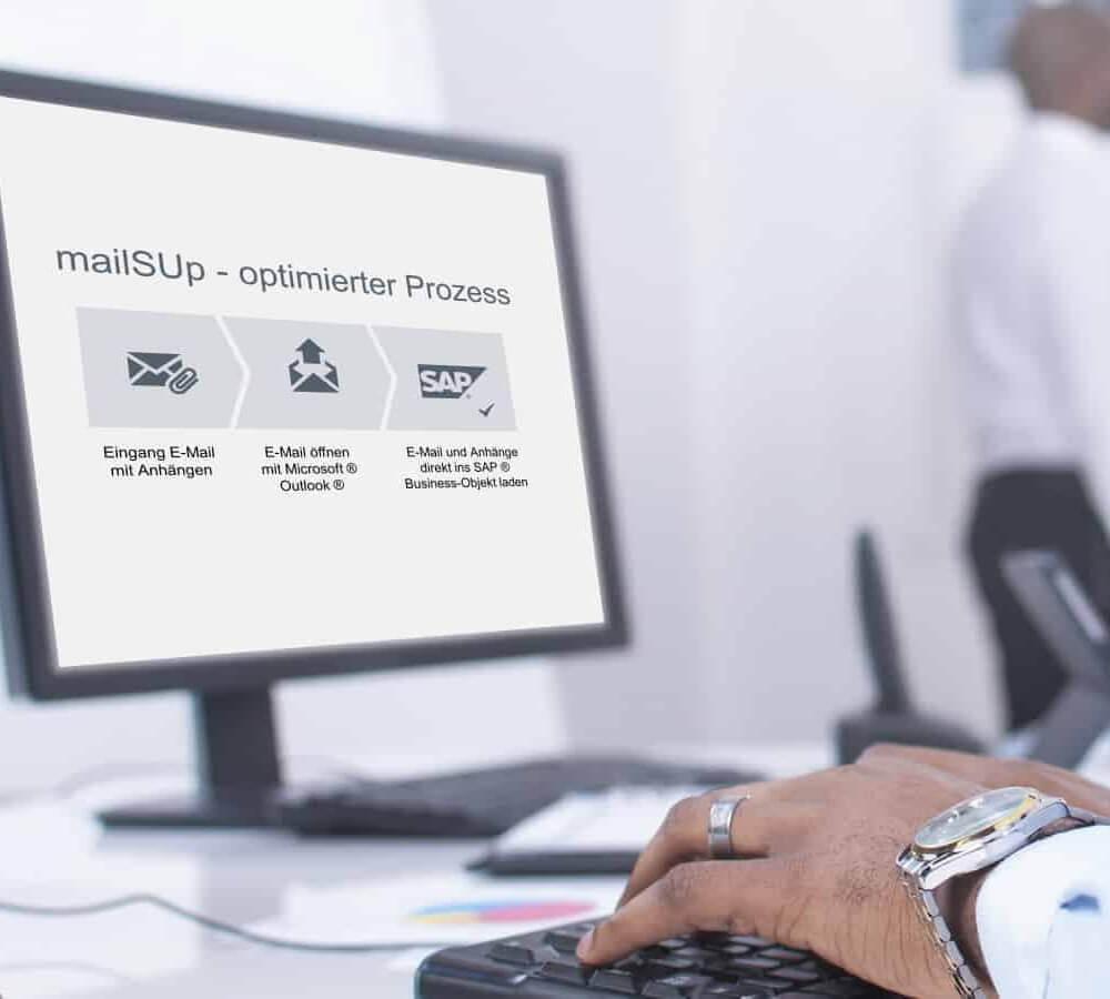 SAP-Lösungen: mailSUp