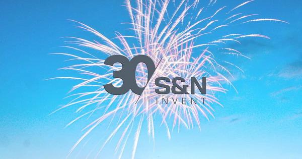 Wir gratulieren S&N Invent zum 30-jährigen Jubiläum